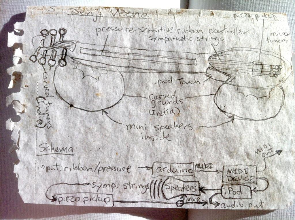 original sketch 2011